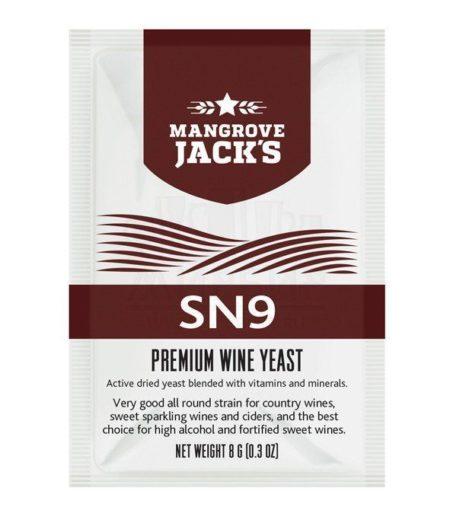 Винные дрожжи Mangrove Jack - SN9