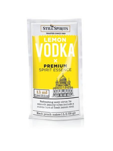 Эссенция Still Spirits Lemon Vodka (Just add vodka), на 1 л