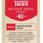 Дрожжи Mangrove Jack's Belgian Tripel M31 (Распродажа)