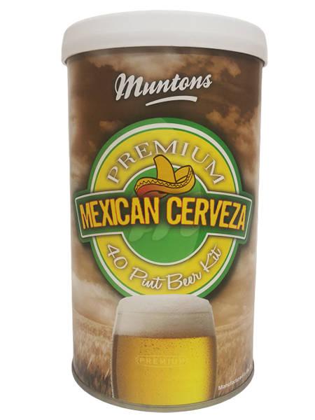 Солодовый экстракт Muntons Mexican Cerveza, 1,5 кг