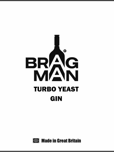 "Спиртовые дрожжи Bragman ""Gin"""