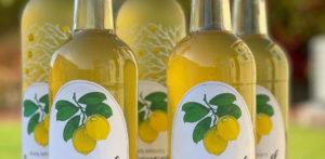 Настойка на лимоне (лимончело)